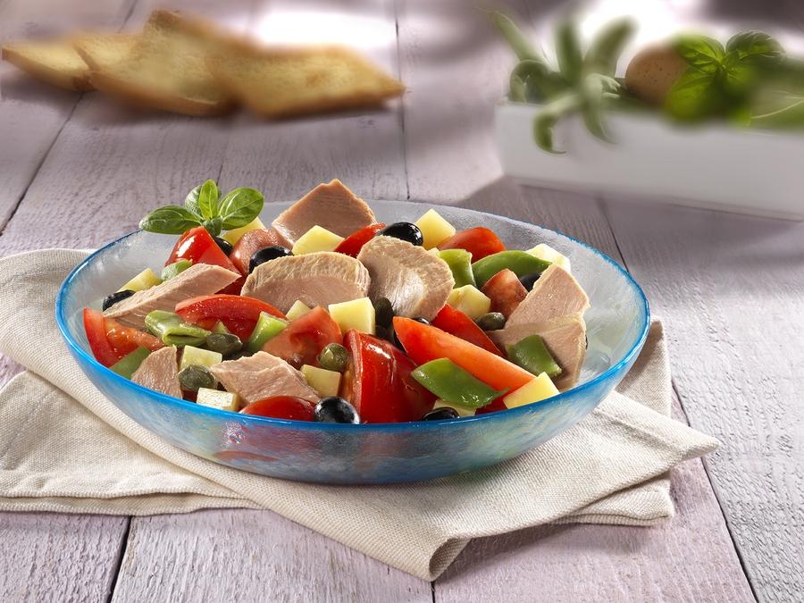 insalata al tonno