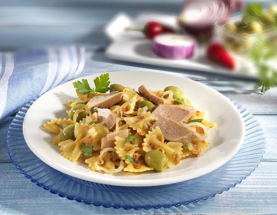 pasta-fredda-tonno-piccante-e-olive